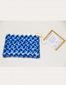 Portemonnee-blauw